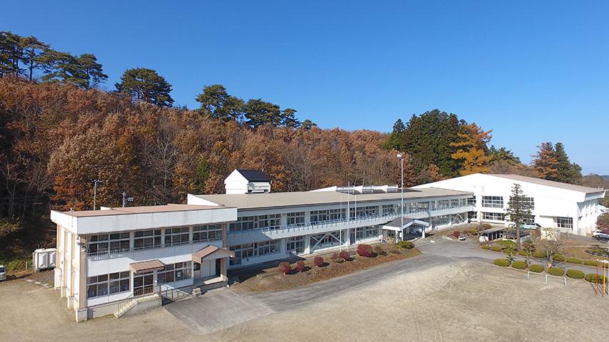 洋野町立帯島小学校